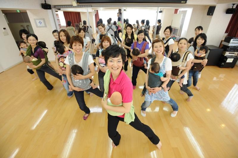 日本ベビーダンス協会認定IRです。