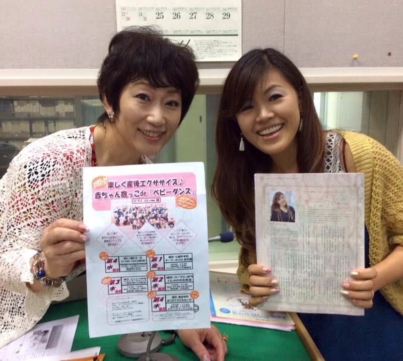 STVラジオ全道放送に登場!