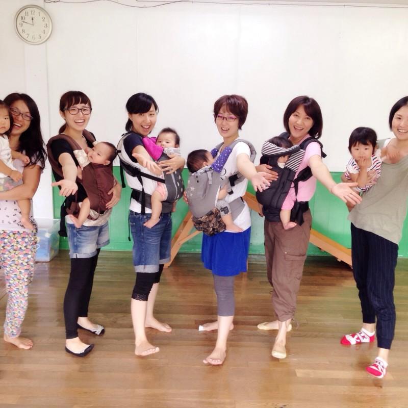 七飯♡ベビーダンス、ママを盛り上げたい!