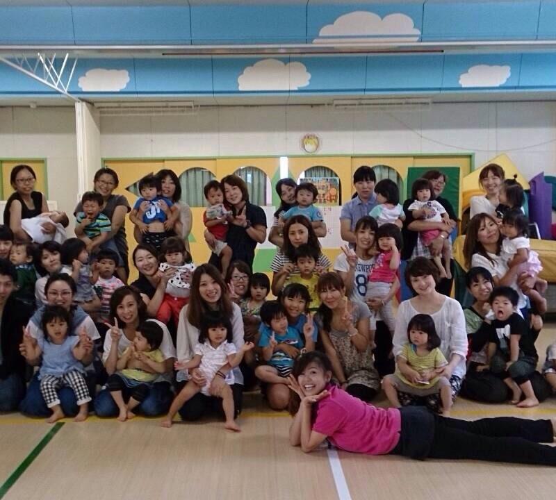 キッズ☆ベビーダンスin幼稚園