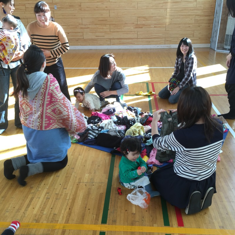 hahatokocafe@月一子育て応援カフェ開催