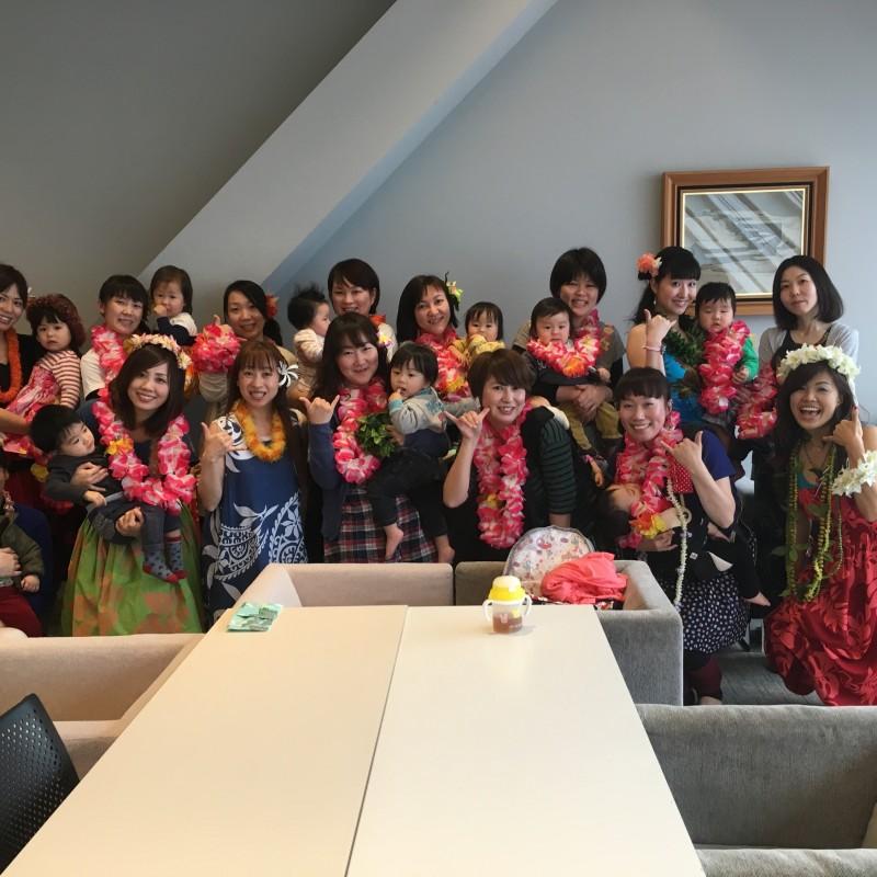 アロハな時間…ママそら函館クリスマスイベント開催しました。