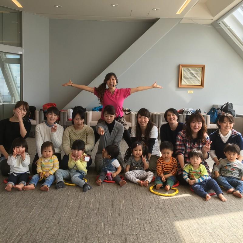 小さな幼稚園遊び☆キッズベビーダンス!楽しみませんか?