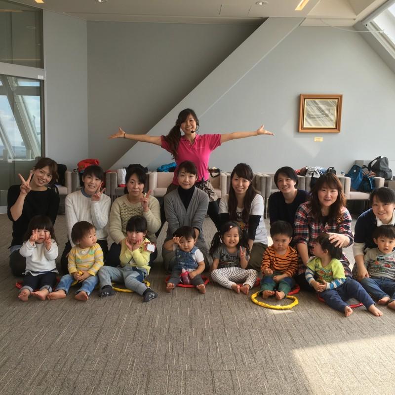 親子の小さな幼稚園遊び☆キッズベビーダンス!毎月1回開催中。