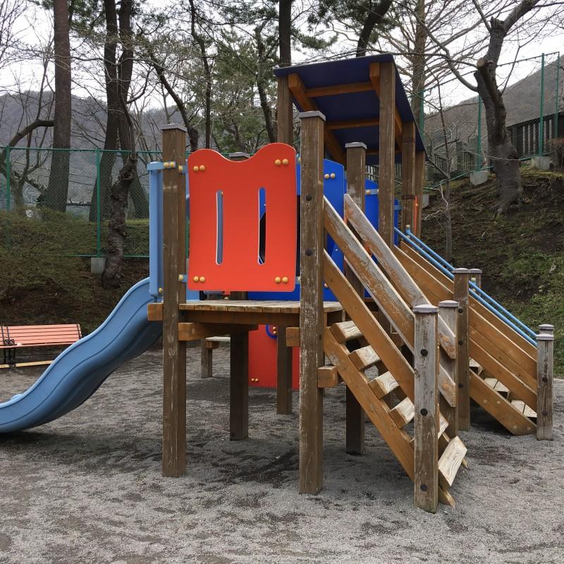 親子で遊びに行こLOOK Vol.1『函館公園』