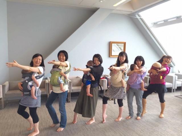 ベビママが函館に出向く勇気に感謝して!開催。