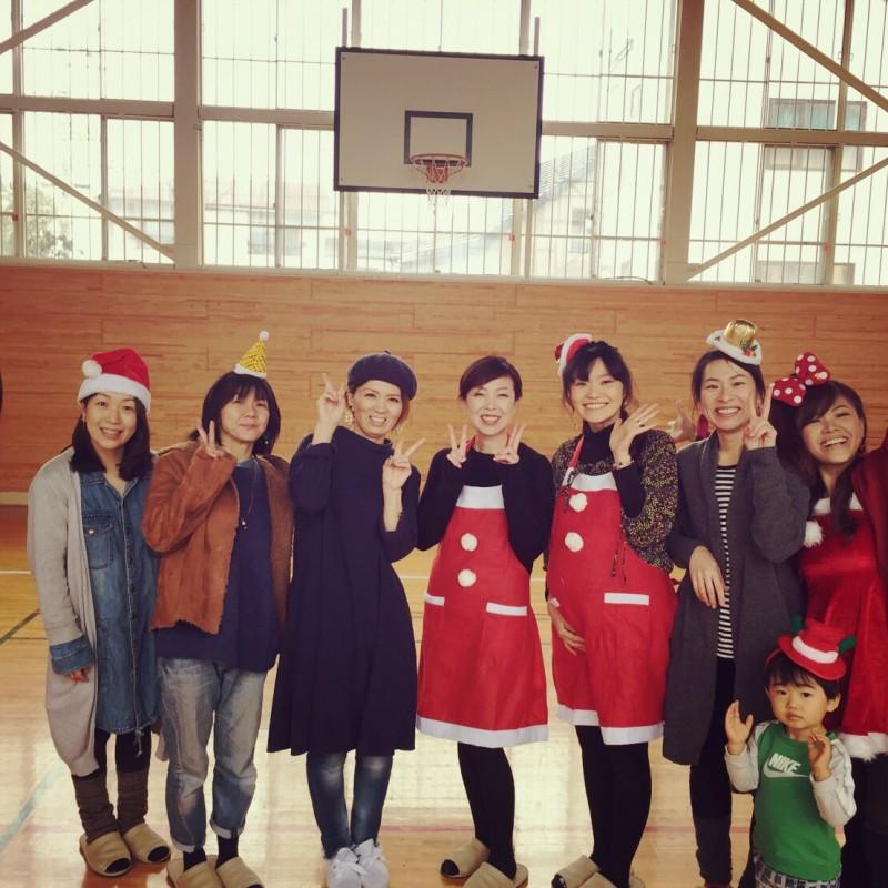 クリスマスハハトコカフェありがとう!